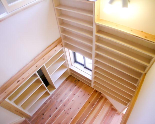 T様ステージ階段の施工事例