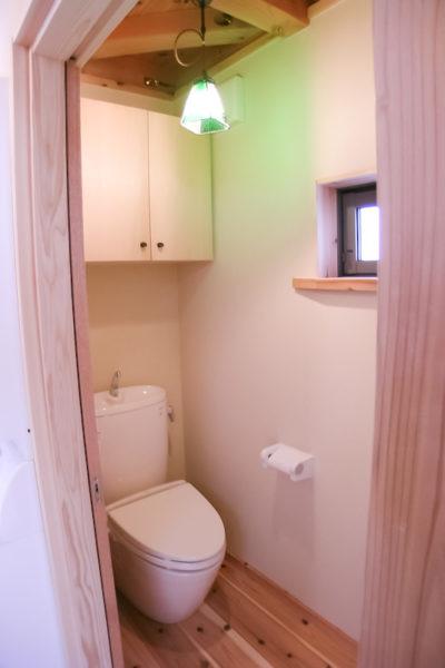 トイレの収納B様邸