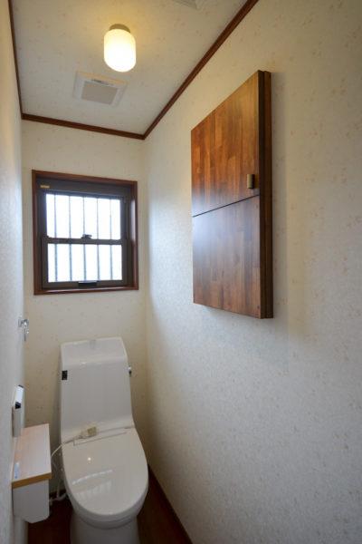 トイレの収納H様邸